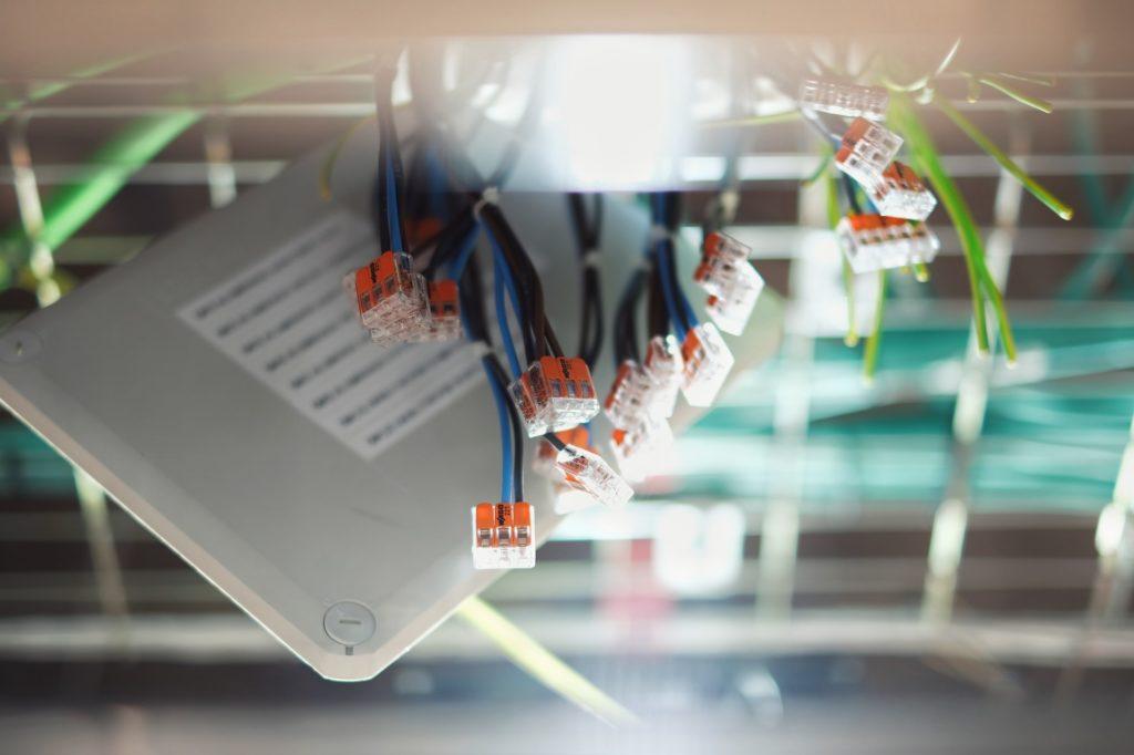 rewiring cost